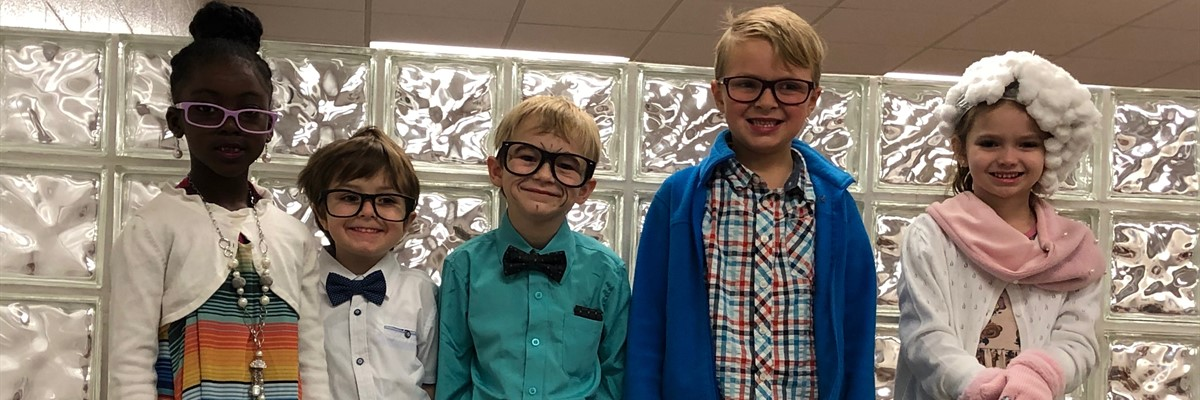 100th Day of School- JWE 2019