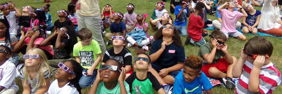 Solar Eclipse Day Sept 21, 2017